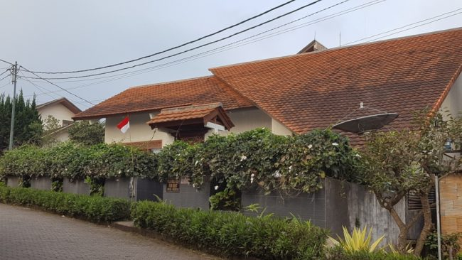 villa bali blok a2 no 1 private pool di Lembang