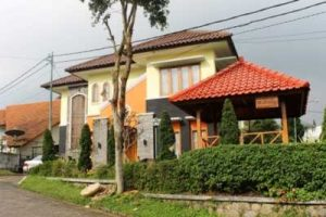 Villa Orange Villa Istana Bunga