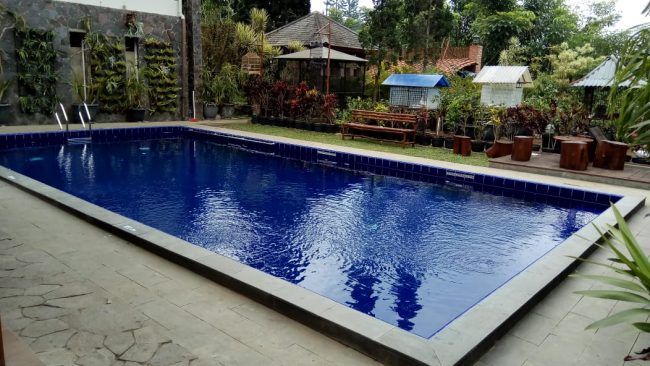 Villa Private Pool 6 Kamar Di Lembang